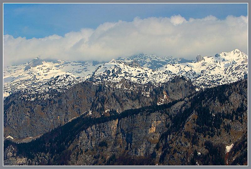 """фото """"Стыдливые горы"""" метки: пейзаж, горы"""