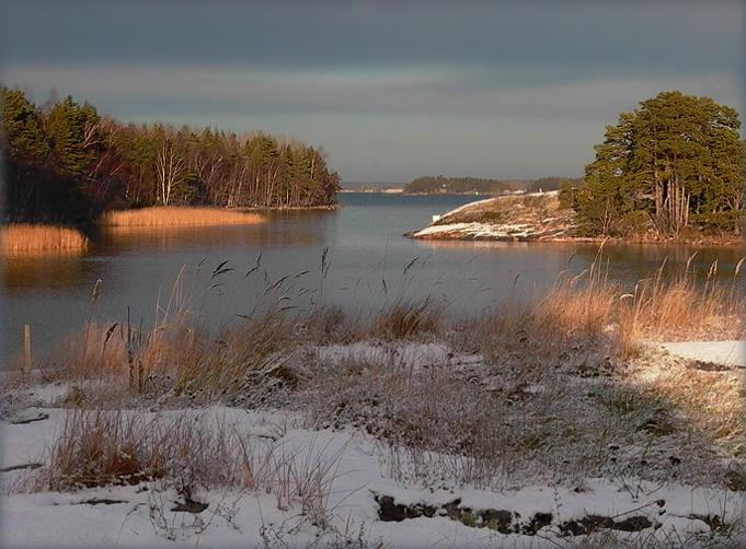 """фото """":)"""" метки: пейзаж, вода, осень"""