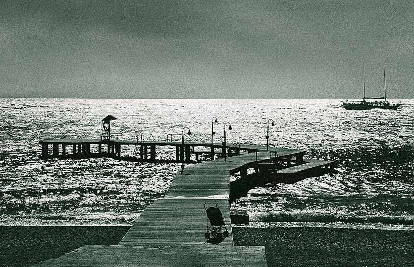 """фото """"что то про море и детскую мечту..."""" метки: пейзаж, вода"""