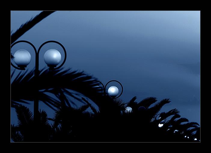 """фото """"""""Вечер без конца..."""""""" метки: пейзаж, закат, ночь"""