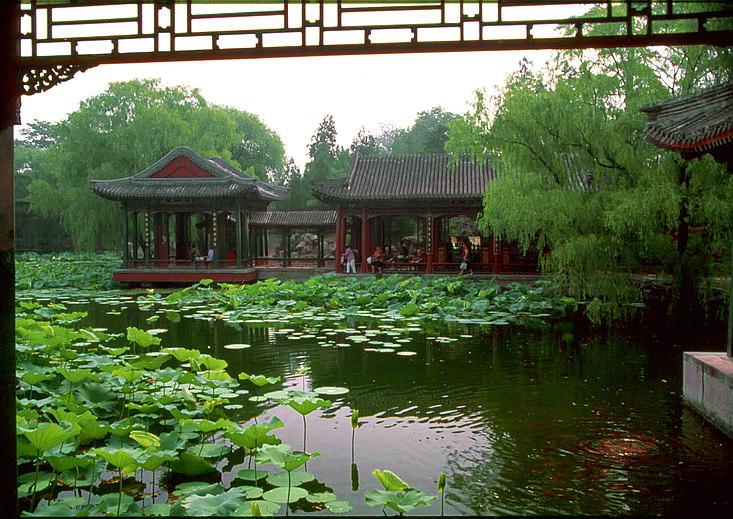 """фото """"Summer Palace"""" метки: путешествия, пейзаж, Азия, лето"""