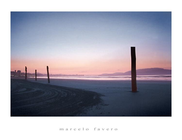 """фото """"Totens"""" метки: пейзаж, вода, закат"""
