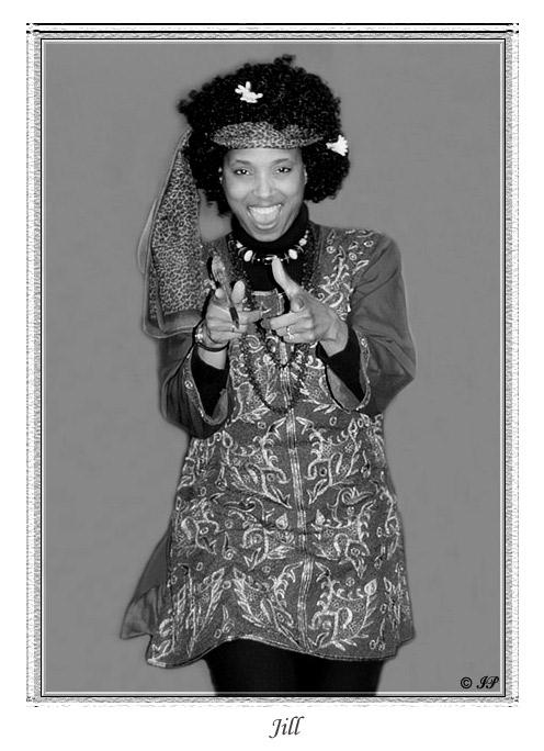 """фото """"Jill"""" метки: портрет, юмор, женщина"""