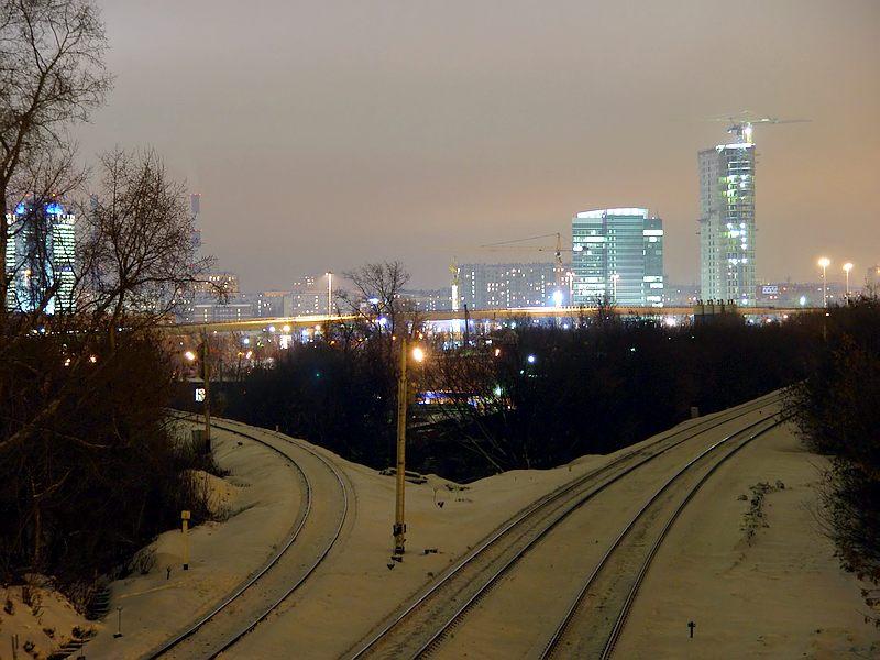 """фото """"...и это тоже Москва!"""" метки: архитектура, пейзаж,"""