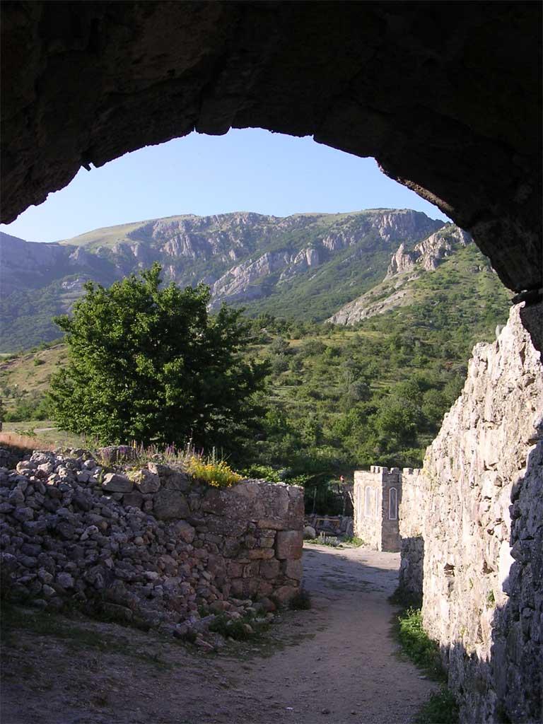"""фото """"Следы древней цивилизации"""" метки: пейзаж, путешествия, Европа, горы"""