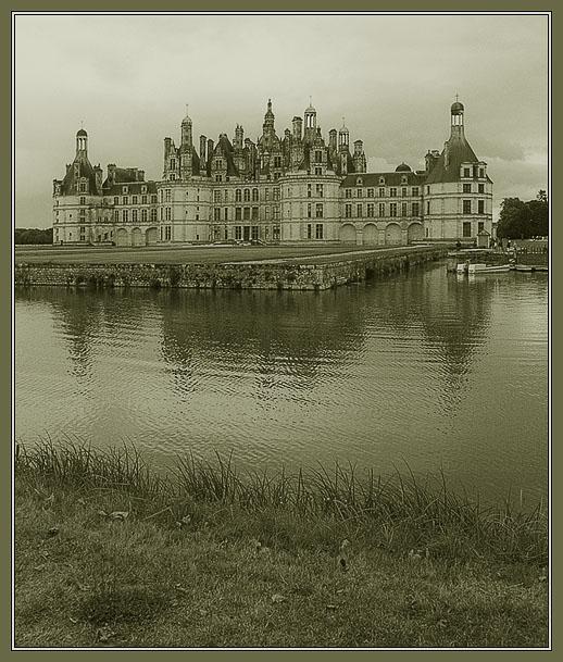 """фото """"Осенний день в замке Шамбор"""" метки: разное, путешествия, Европа"""