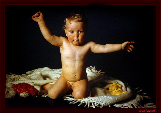 "фото ""Rubens-baby"" метки: портрет, дети"