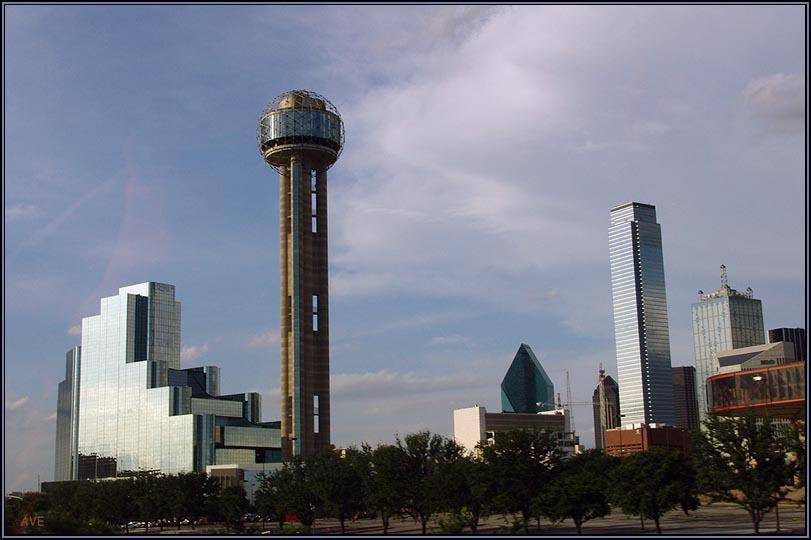 "фото ""Dallas Texas"" метки: архитектура, пейзаж, лето"