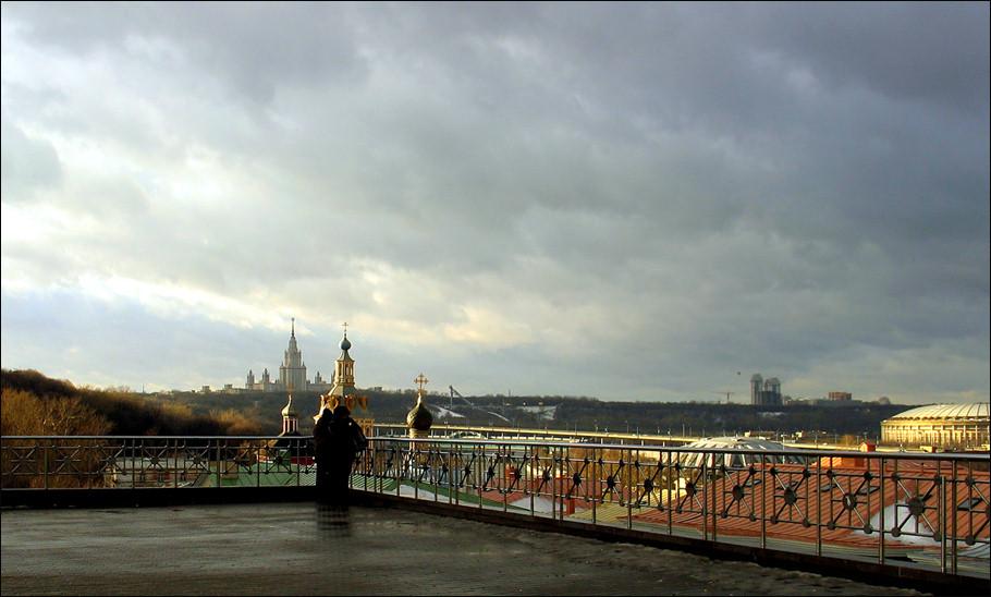 """фото """"В подражание М. Булгакову))"""" метки: пейзаж, архитектура, горы"""