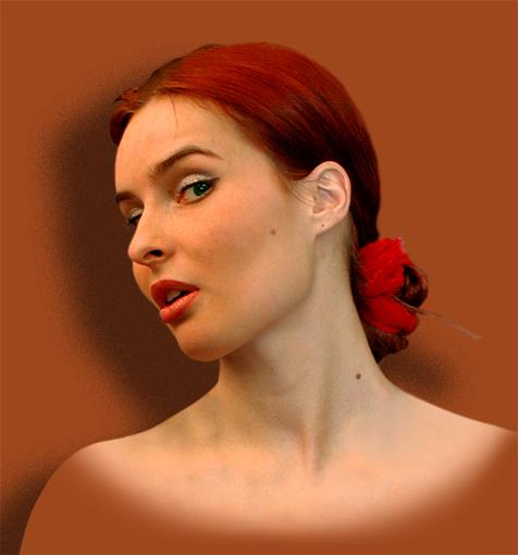 "фото ""Ксю_"" метки: портрет, женщина"