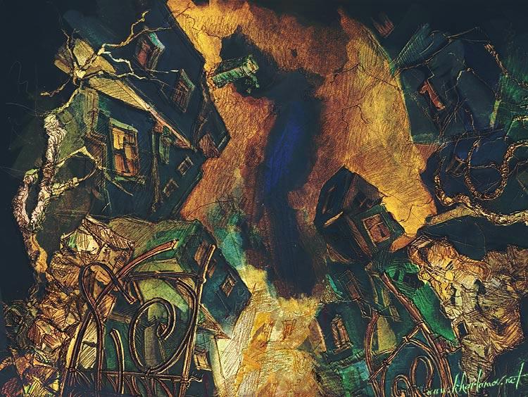 """фото """"Воланд"""" метки: абстракция, разное,"""