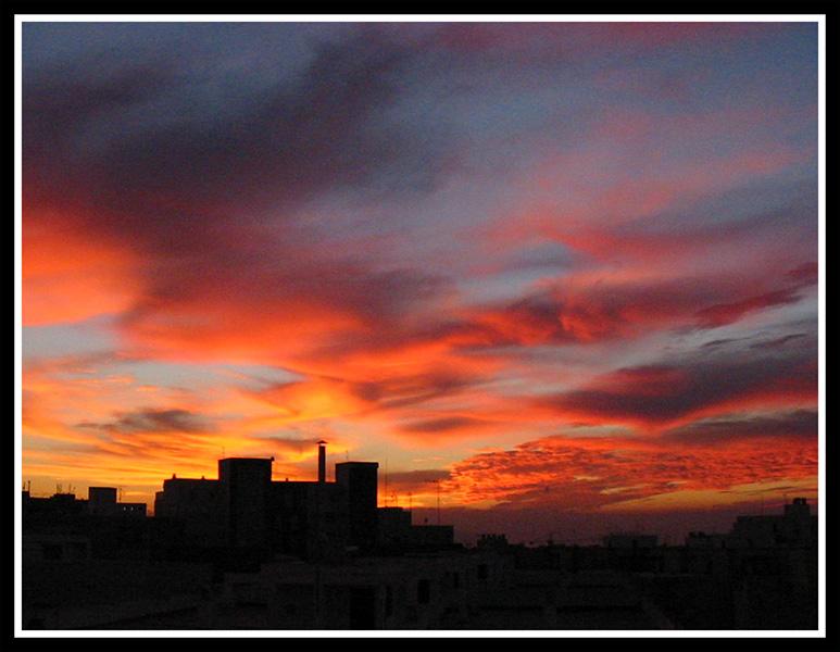 """фото """"Dawn5"""" метки: пейзаж, закат"""