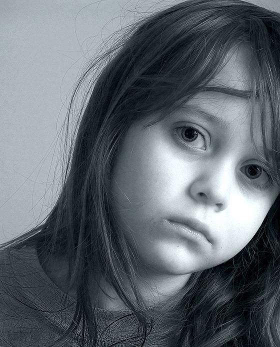 """фото """"Драма"""" метки: портрет, черно-белые, дети"""
