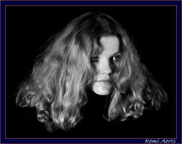 """фото """"Mariet"""" метки: портрет, черно-белые, женщина"""