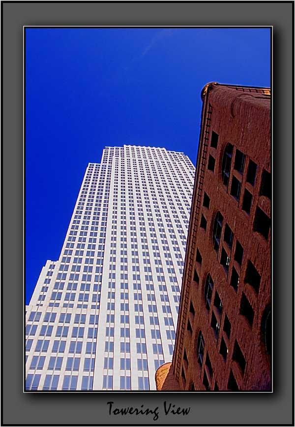 "фото ""Towering View"" метки: архитектура, пейзаж,"