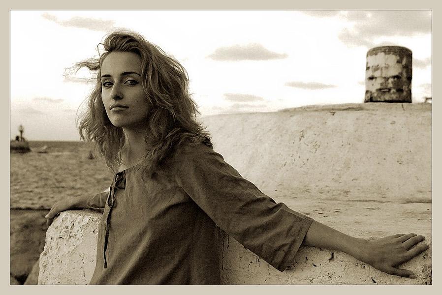 """фото """"молю тебя... вернись..."""" метки: портрет, женщина"""