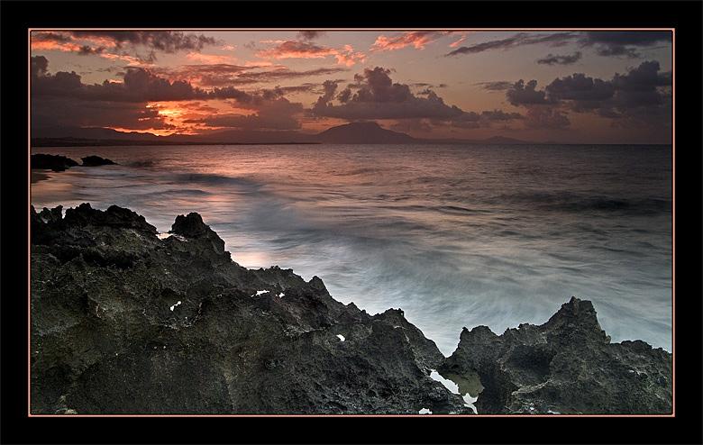 """фото """"Один из этих вечеров"""" метки: пейзаж, вода, закат"""