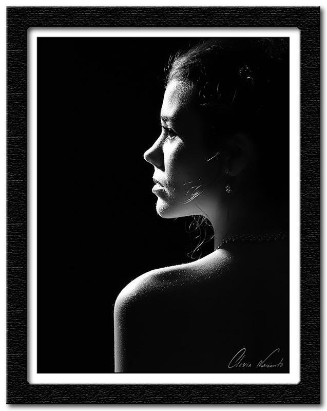 "фото ""Black tie"" метки: гламур, портрет, женщина"