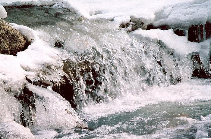 "фото ""р. Терскол, 2"" метки: пейзаж, путешествия, Европа, вода"