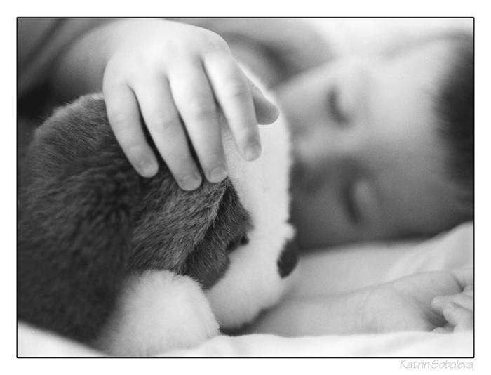 """фото """"Малыш"""" метки: черно-белые, портрет, дети"""