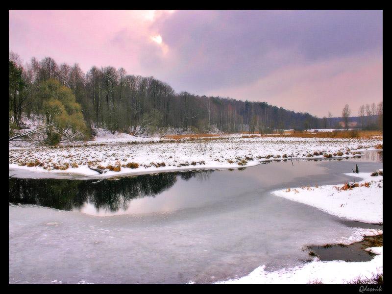 "фото ""Тишина"" метки: пейзаж, зима"