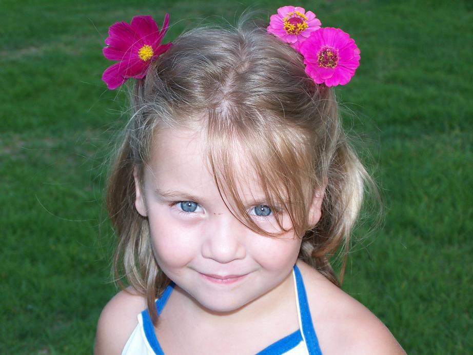 """фото """"Flower"""" метки: портрет, дети"""