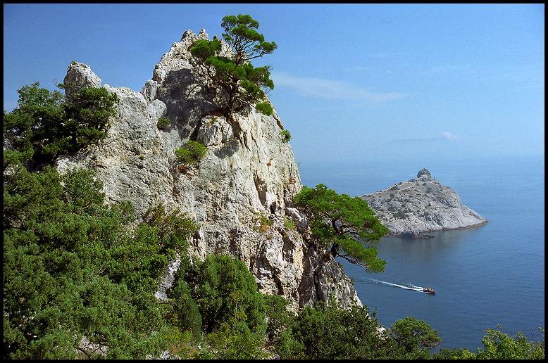 """фото """"Жизнь на скалах"""" метки: пейзаж, вода, горы"""