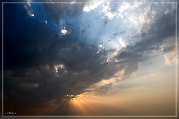 """фото """"Перед грозой"""" метки: пейзаж, облака"""