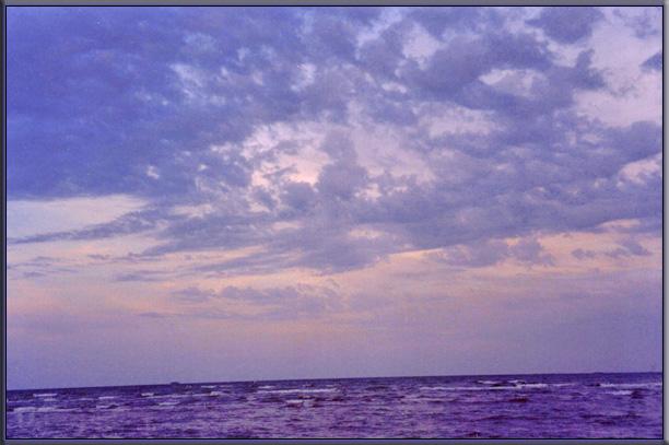 """фото """"Модель Вселенной"""" метки: пейзаж, вода, облака"""