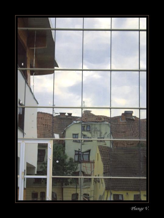 "фото ""... old town ..."" метки: архитектура, фотомонтаж, пейзаж,"