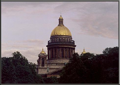 """фото """"Исакиевский собор"""" метки: путешествия, архитектура, пейзаж, Европа"""