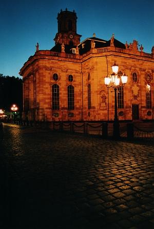 "photo ""Ludwigskirche 2"" tags: architecture, landscape,"