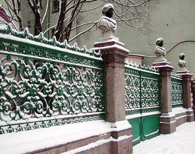 """фото """"Зимние мавры"""" метки: архитектура, пейзаж,"""