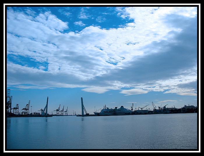 """фото """"Port"""" метки: пейзаж, вода"""