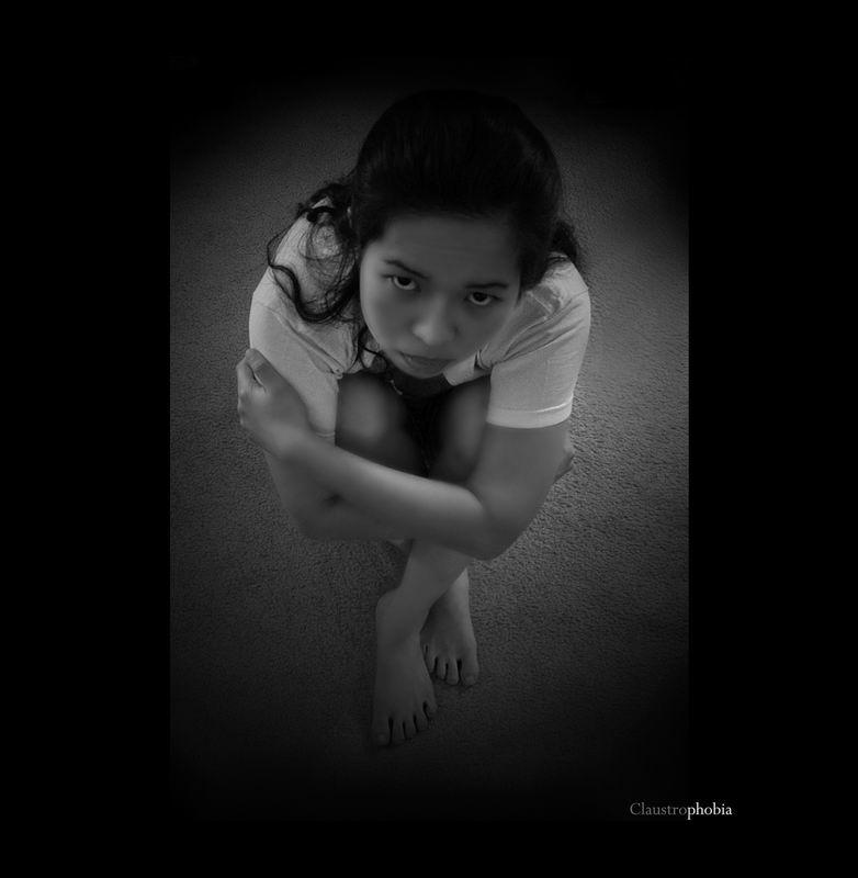 """фото """"claustroPHOBIA"""" метки: черно-белые,"""