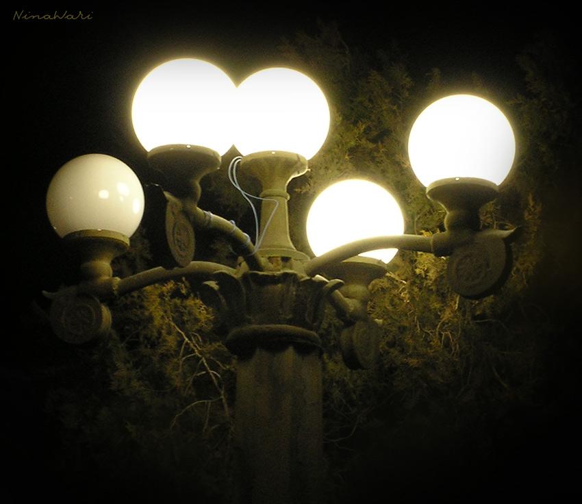 """фото """"ein licht das mir gezeigt"""" метки: пейзаж, ночь"""