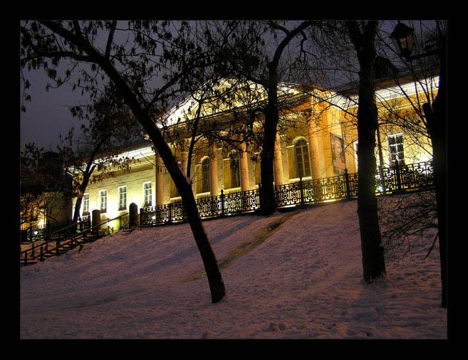 """фото """"Вечер на Гоголевском"""" метки: архитектура, пейзаж,"""