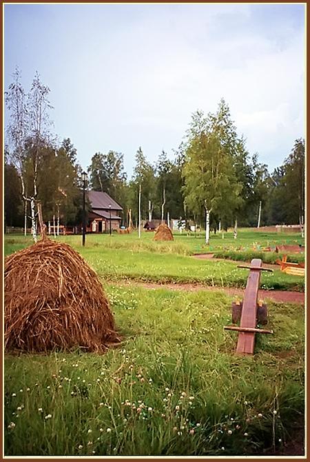 """фото """"Деревенский сюжет"""" метки: жанр, пейзаж,"""