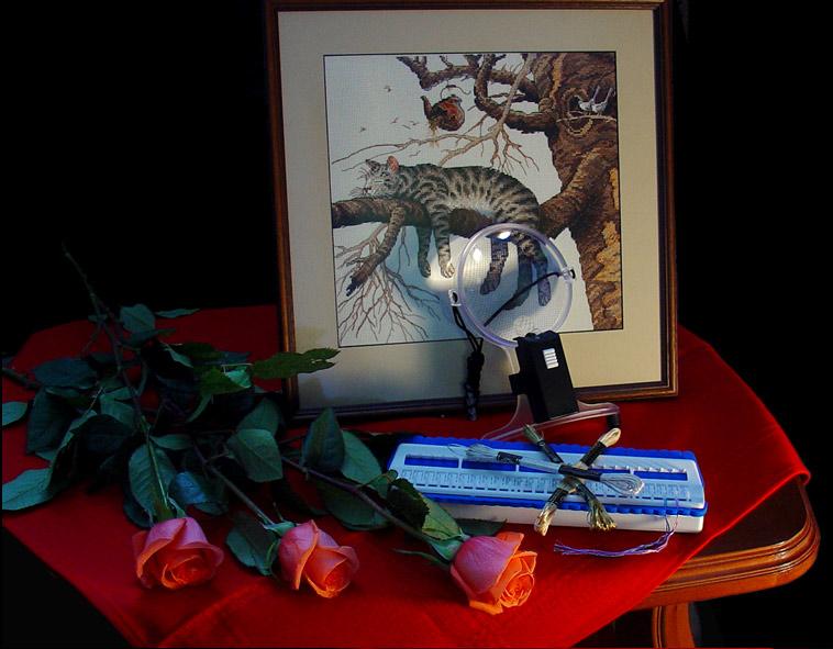 "фото ""Мамино вдохновение"" метки: натюрморт, гламур,"