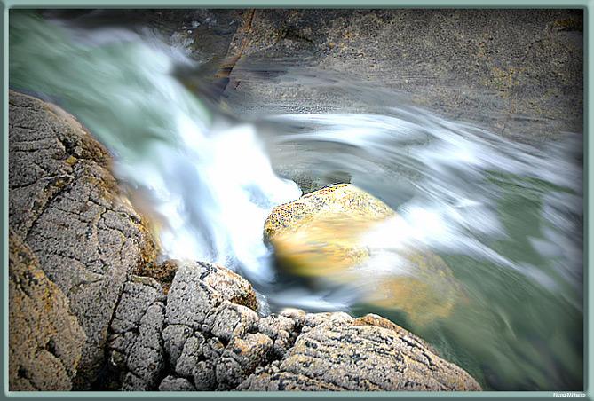 "фото ""Water rapids"" метки: пейзаж, вода"