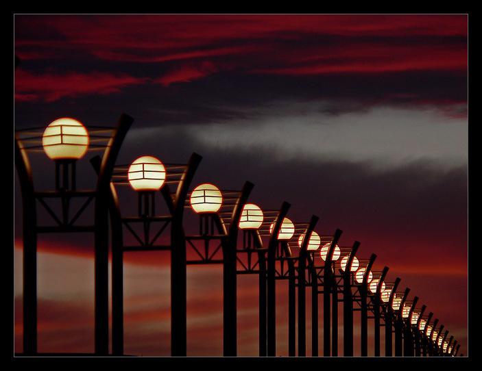 "фото ""линия огней"" метки: архитектура, пейзаж,"