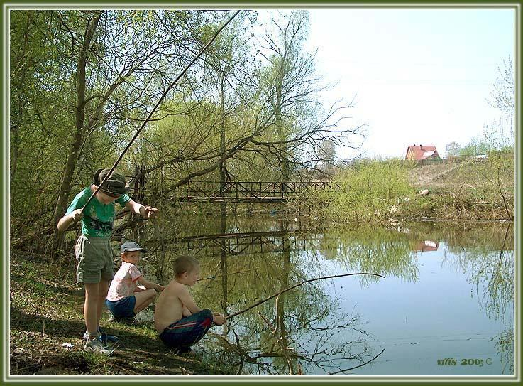 "фото ""Рыбаки"" метки: природа,"