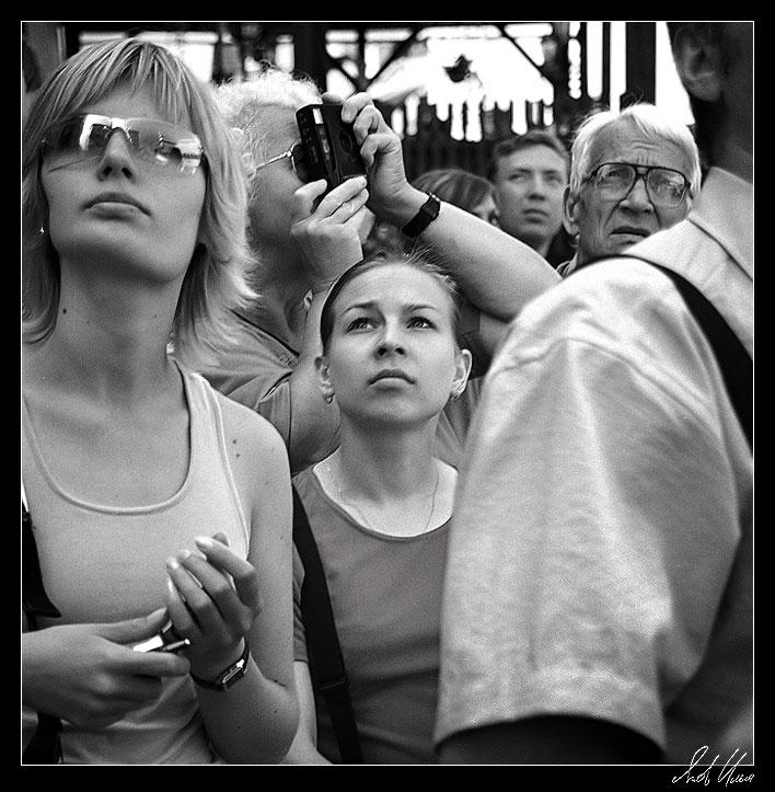 """фото """"Экскурсия"""" метки: жанр, черно-белые,"""