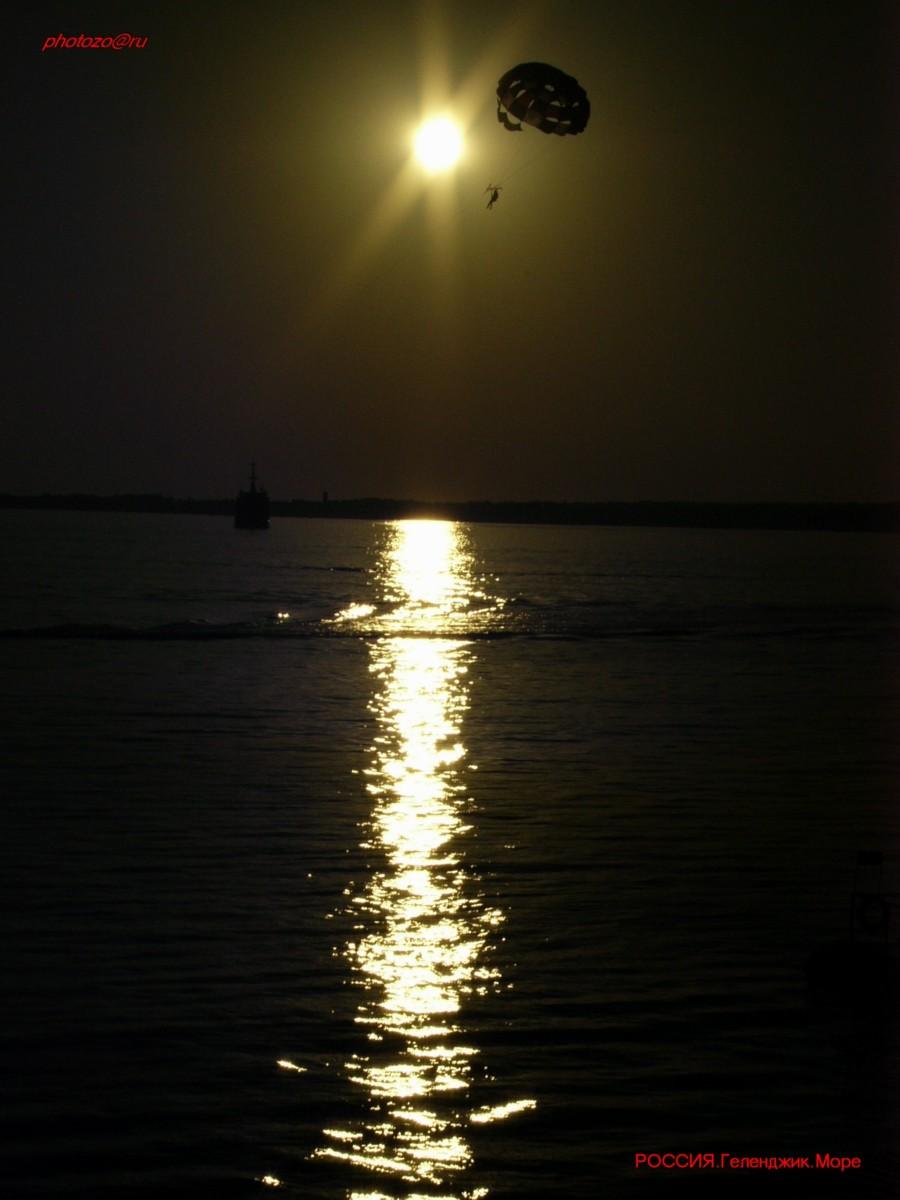 """фото """"Солнце"""" метки: природа, пейзаж, закат"""
