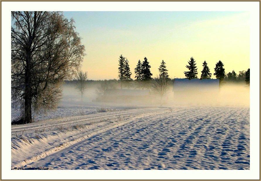 """фото """"*****(5)"""" метки: пейзаж, зима"""