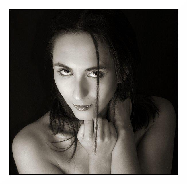 "фото ""Portrait"" метки: портрет, женщина"