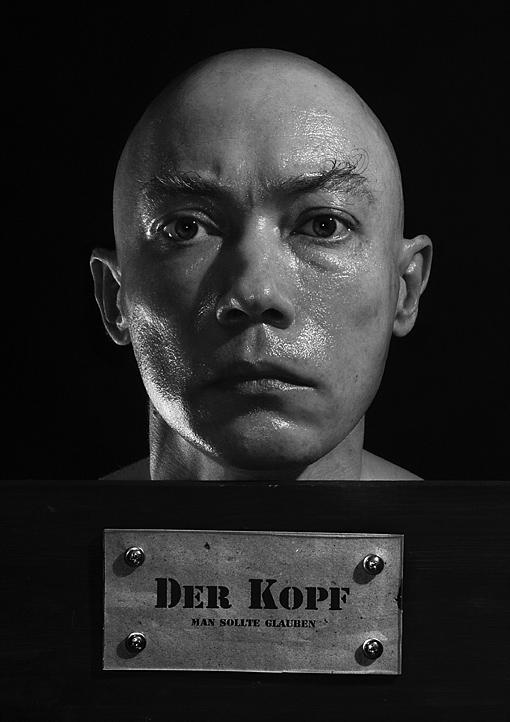 """фото """"Голова"""" метки: портрет, черно-белые, мужчина"""