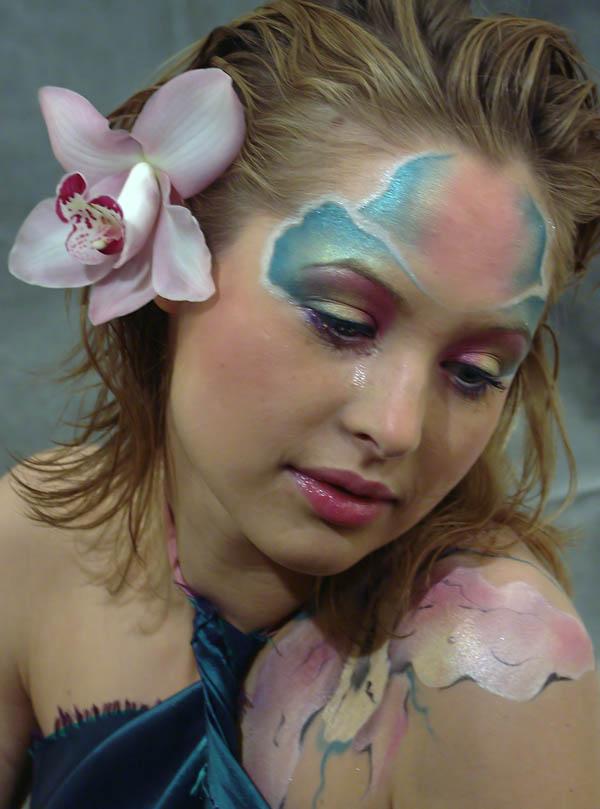 """фото """"Орхидея"""" метки: портрет, гламур, женщина"""