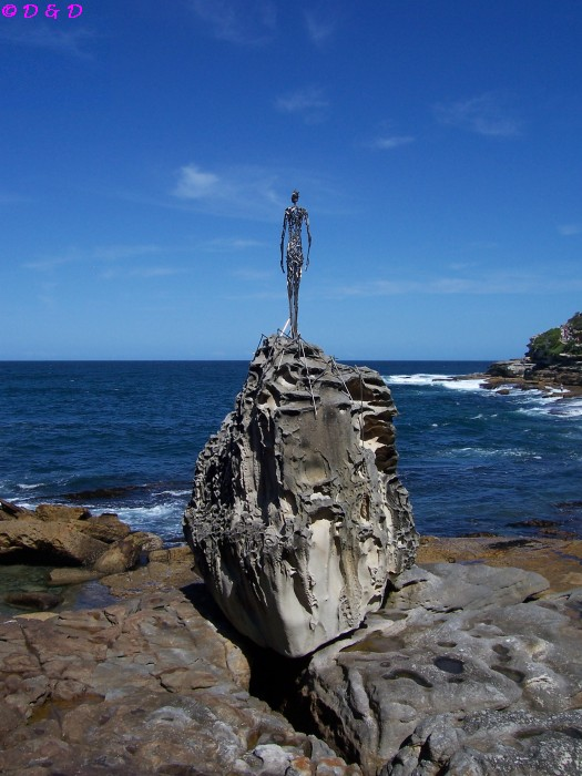 "фото ""Statue by the Sea"" метки: пейзаж, натюрморт, вода"
