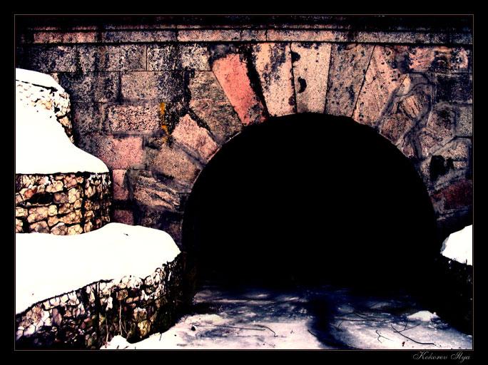 "фото ""."" метки: архитектура, пейзаж, зима"